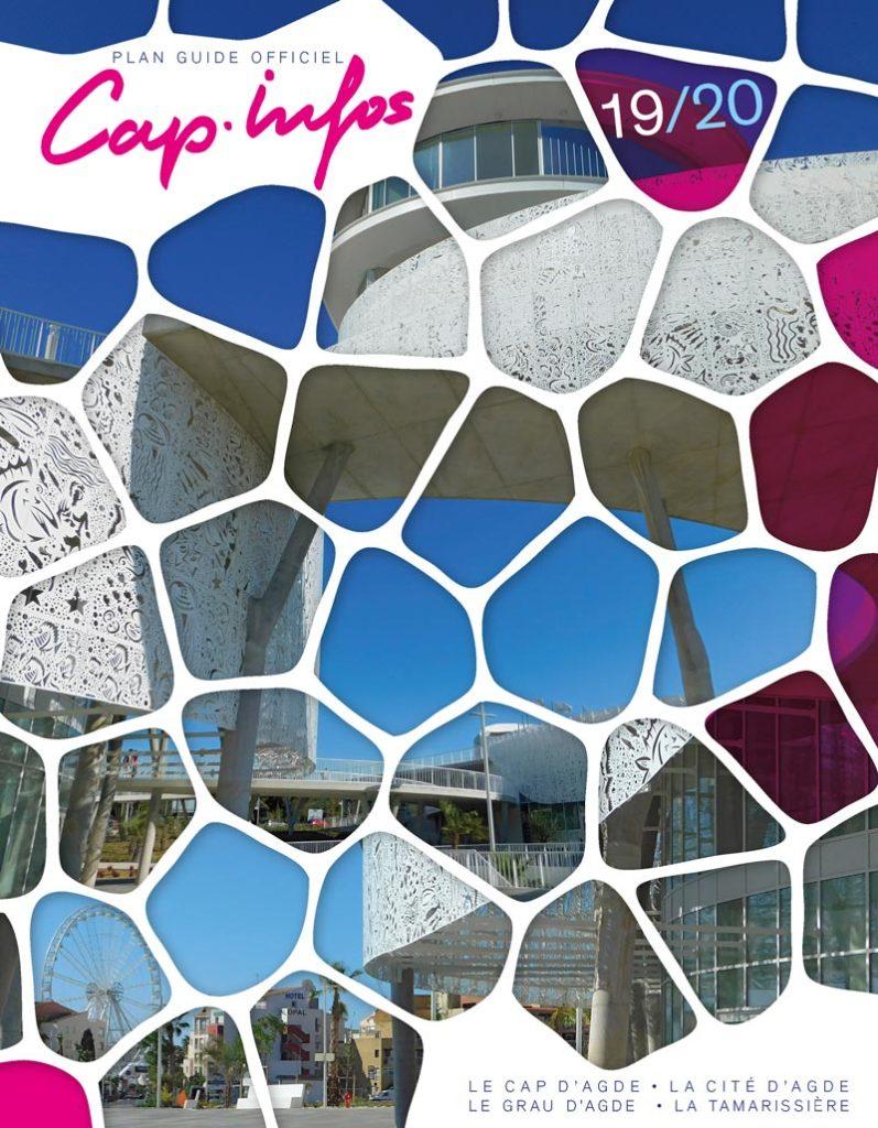Couverture du magazine d'informations du Cap d'Agde