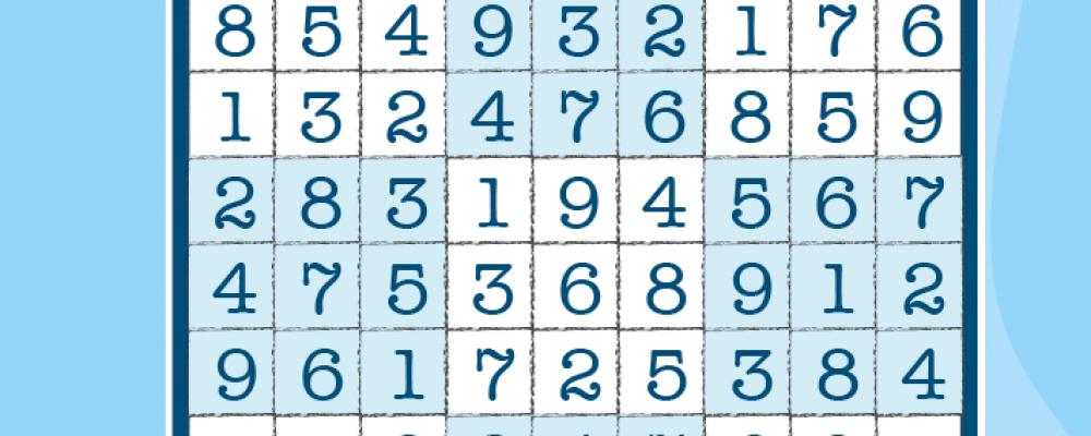 Sudoku confirmé