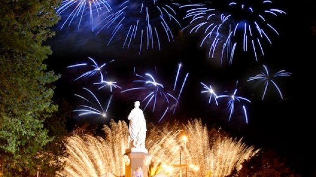 Feu d'artifice | Agde