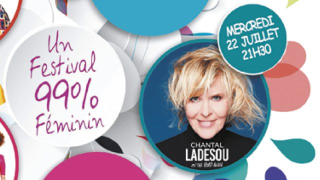 Festival d'Humour « Chantal Ladesou »