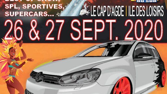 Cap d'Agde Motor Festival