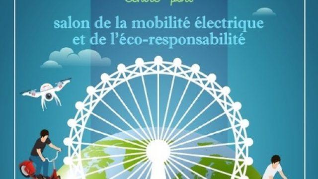 E-Cap – Salon de la mobilité électrique et de l'éco-responsabilité
