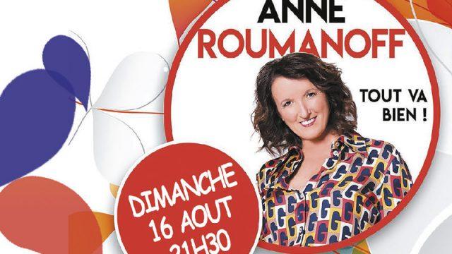 Festival d'Humour « Anne Roumanoff »